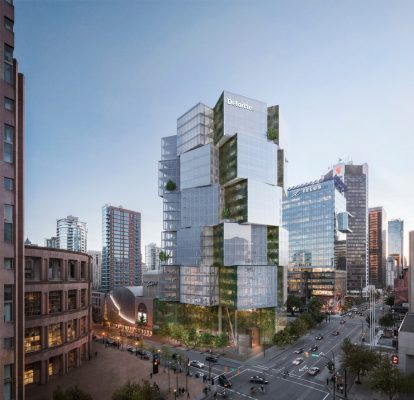Deloitte Summit Tower Vancouver