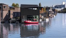 Floating Home Amsterdam