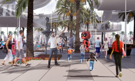 Green Plaza, Cool Abu Dhabi Competition
