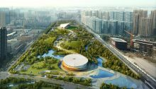 Hangzhou Asian Games Park