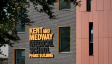 Kent Medway Medical School Canterbury
