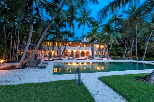 Phil Collins Miami Beach Mansion