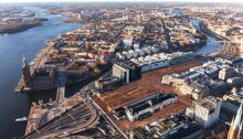 Stockholm Central Station Redevelopment