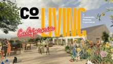 Archasm Co-Living Califronia Design Competition