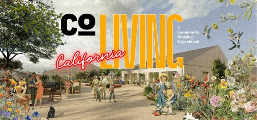 Archasm Co-Living California Design Competition