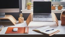 Designing a small home office space guide