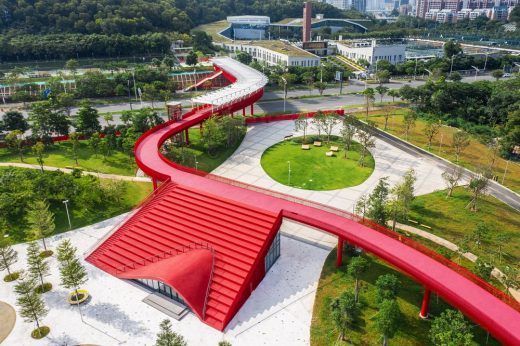 Forest Sports Park Guangming Shenzhen