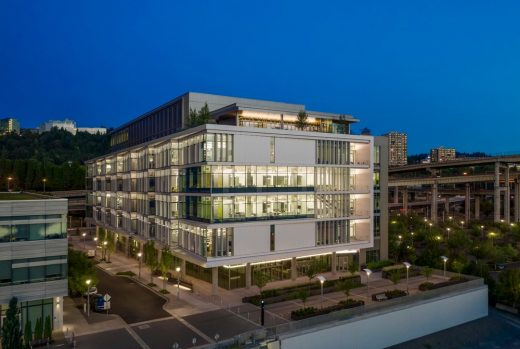 Knight Cancer Research Building Portland