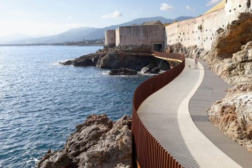 l'Aldilonda Promenade Bastia