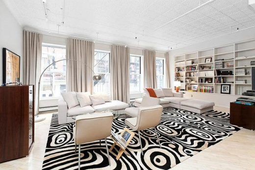 Life in New York: inspiring apartments and houses