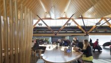 Christchurch Airport Regional Terminal by New Zealand Architect