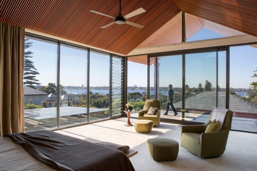 Western Australian home design by architect Neil Cownie