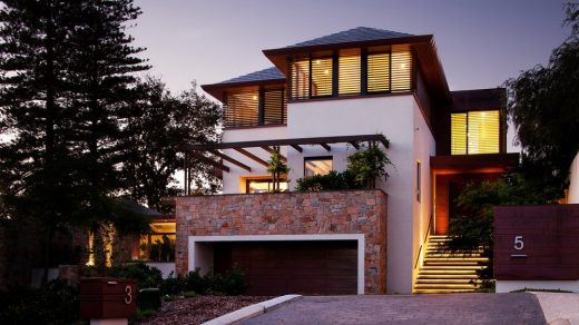 Perth property design by Neil Cownie Architect