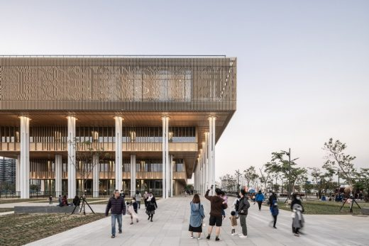 Tainan Public Library Taiwan Library Competition