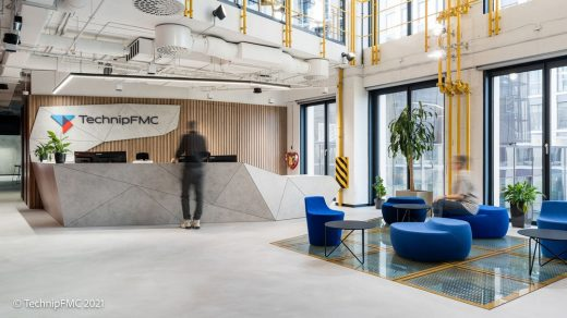 TechnipFMC Office, Krakow