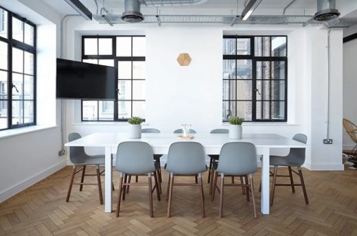 The Impact of Office Design