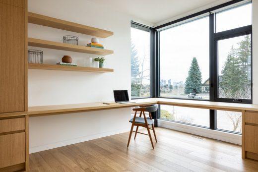 Contemporary Calgary home