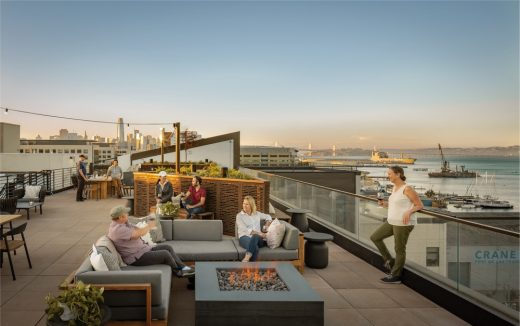 2177 3rd Street Dogpatch SF roof terrace