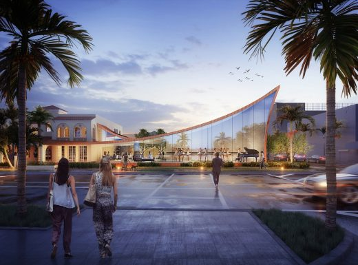 Art and Culture Center Hollywood Education Wing Expansion