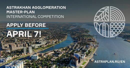 Astrakhan Agglomeration Architecture Competition 2021
