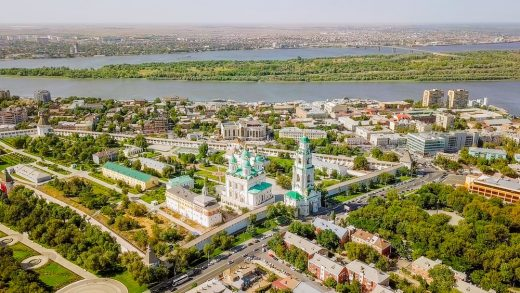 Astrakhan Agglomeration Competition