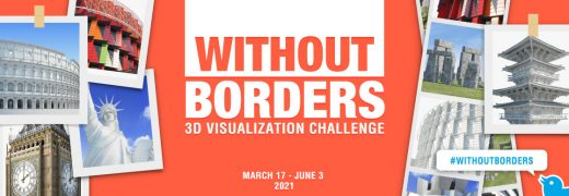 Hum3D spring competition: without borders