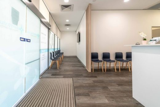 Importance of medical fitouts for patients and units