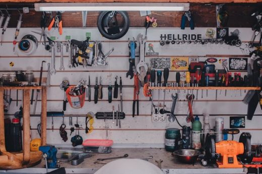 Ideas To Make Your Garage Look Better