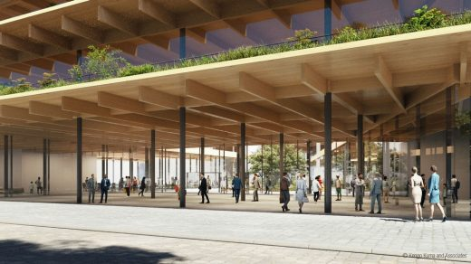 Milan biophilic office of the future for Europa Risorse