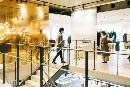 New Tokyo Shops