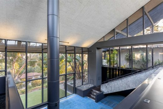 Two Classic Midcentury Modern Homes In One