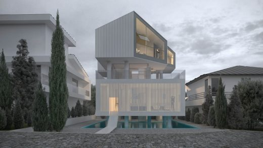 Iran residence design by MADO Architects
