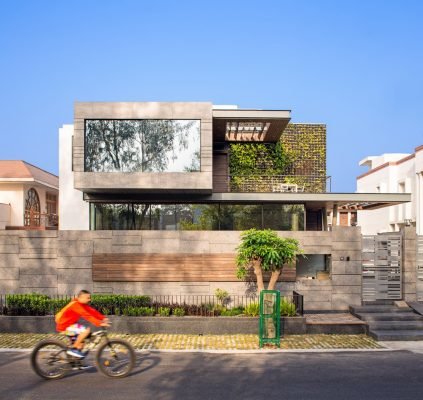 Cantilever House, Ghaziabad India