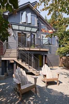 Capitol Hill Fusion House Seattle