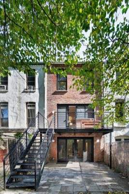 Crown Heights Townhouse Brooklyn