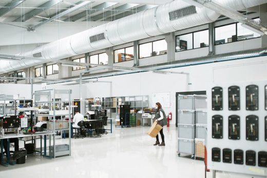 Electra Electronic industry Centre