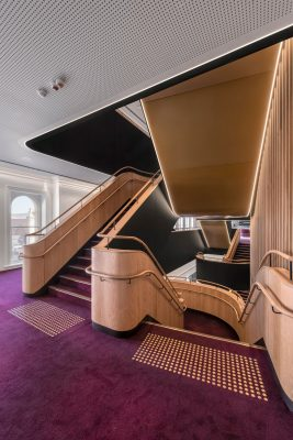 Her Majesty's Theatre Adelaide by Cox Architecture