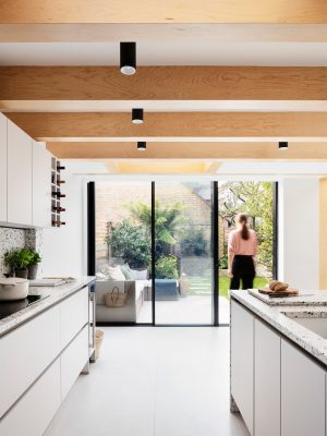 North London property design by Amos Goldreich Architecture