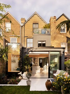 House for a Gardener Haringey North London