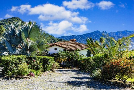 Ideas for Exotic Outdoor Decorations