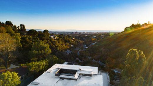Bel Air Mansion Los Angeles