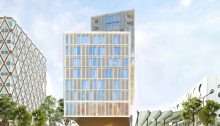 Kavel 5 Gouda Building design by KCAP