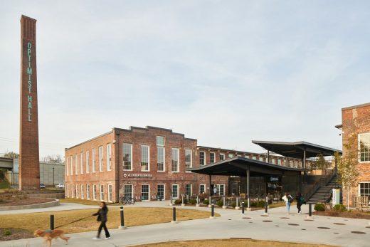Optimist Hall Charlotte NC