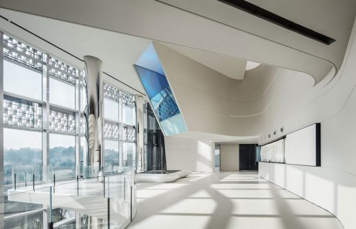 Park Reception Hall of LUXERIVERS Chongqing