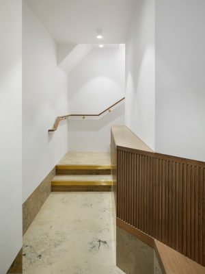 Perrins Court Office Renovation Hampstead