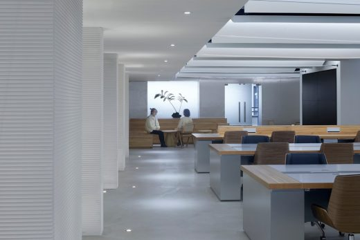 Qin Group Second Operating Space