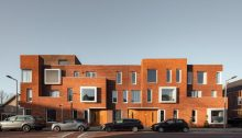 Rietzoom Housing Development Rotterdam