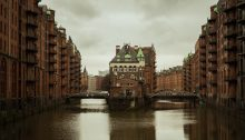 Speicherstadt Hamburg: Romance of the German North