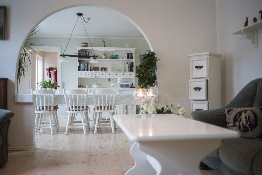 White Shaker Cabinets: clear choice for your remodel