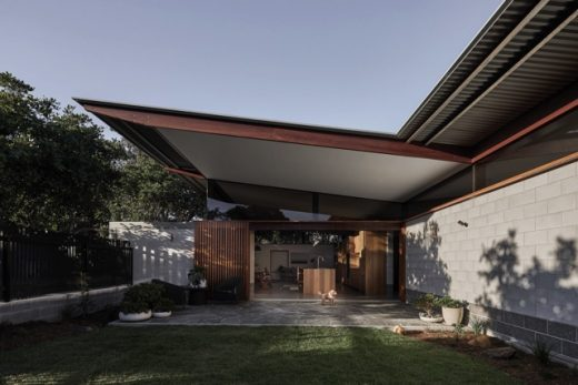 Banksia House in Casuarina, New South Wales, Australia